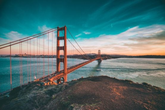 Cali Quests - West Coast Road Trips and Adventures - How To Cross The Golden Gate Bridge For Under $3