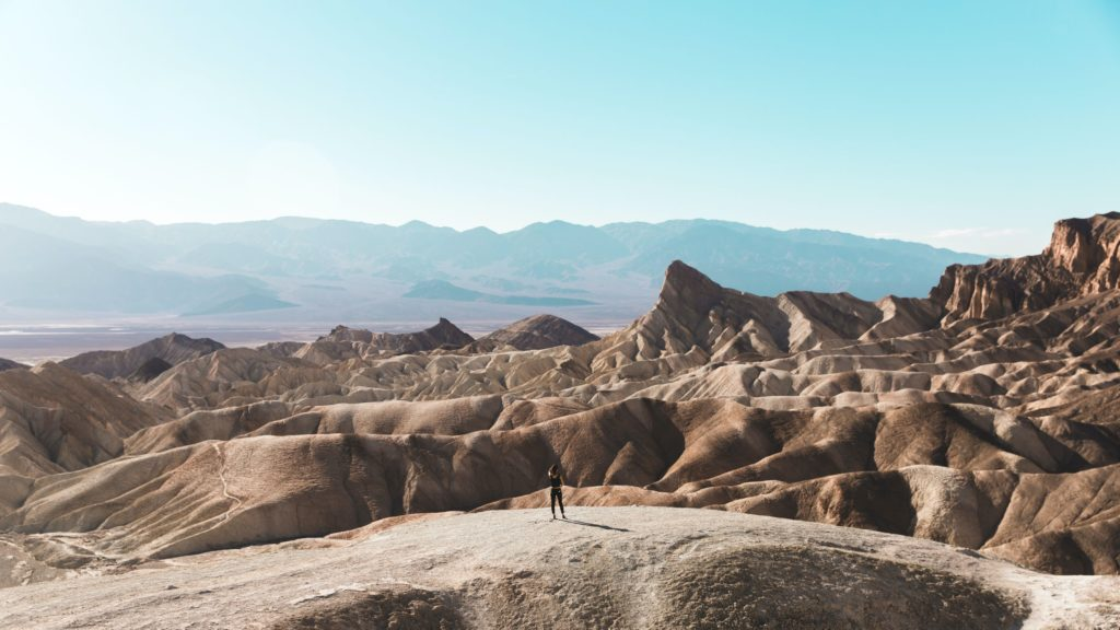 Death Valley National Park California - The Top 9 California National Parks | CaliQuests
